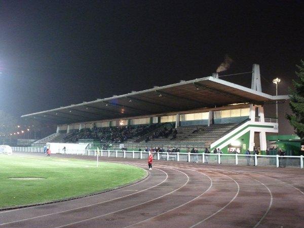 Stade Municipal Amnéville, Amnéville-les-Thermes