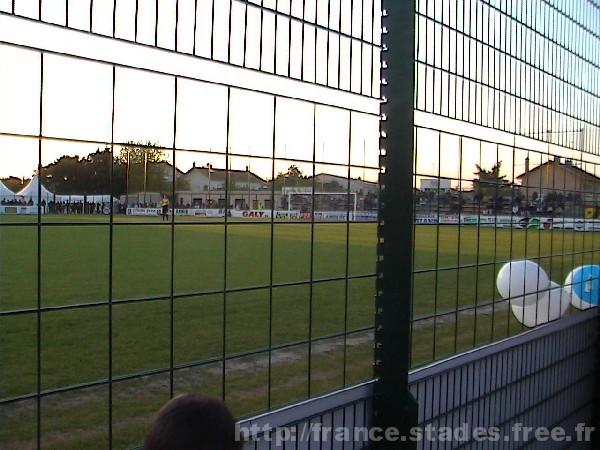 Stade Municipal de Péronnas, Péronnas