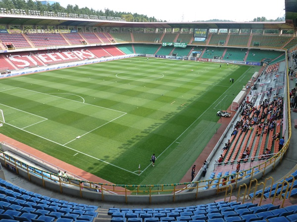 Steelyard Stadium, Pohang