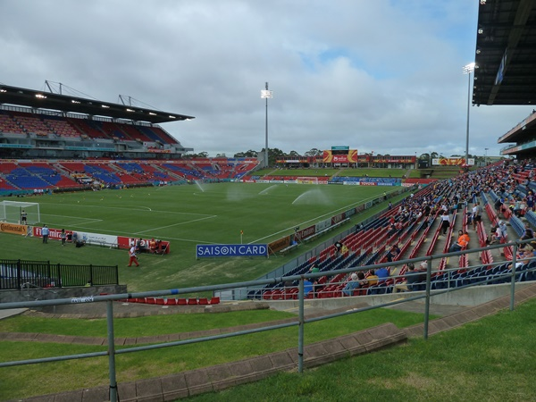 McDonald Jones Stadium, Newcastle