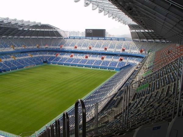 Daejeon World Cup Stadium, Daejeon