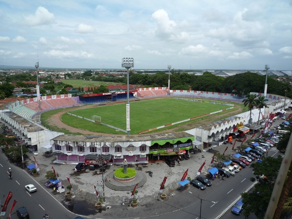 Stadion Brawijaya, Kediri