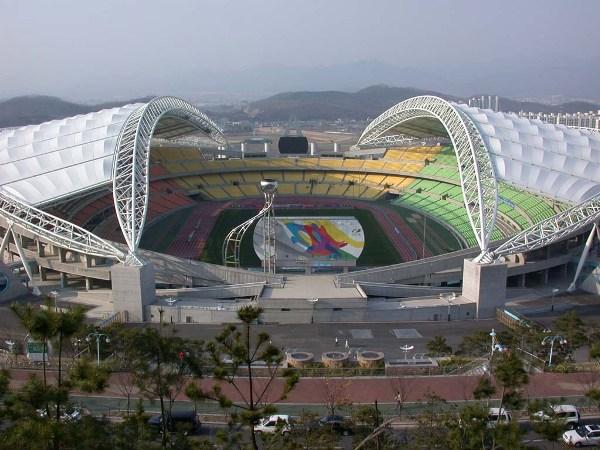 Daegu Stadium, Daegu