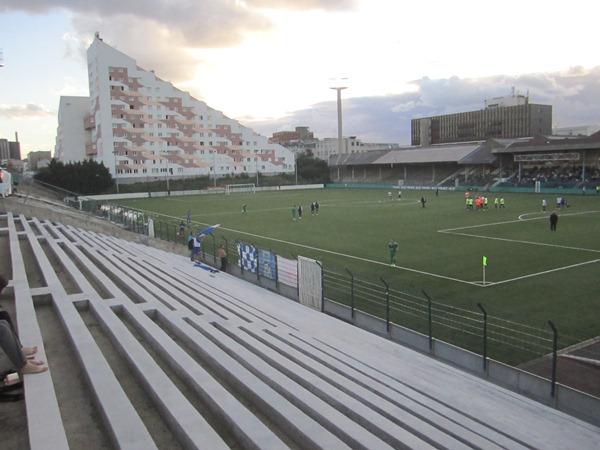 Stade de Paris (Stade Bauer), Saint-Ouen