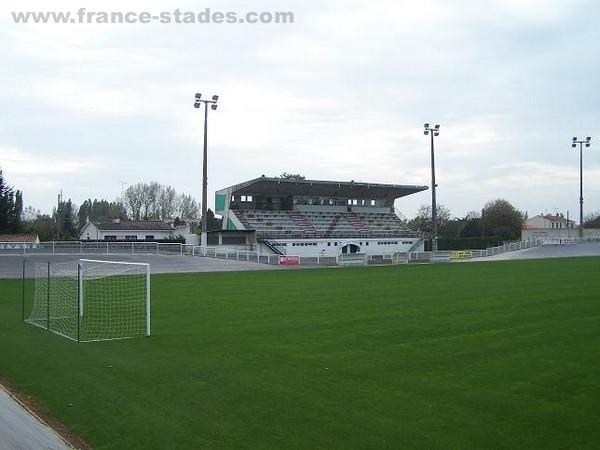 Stade Jean de Mouzon, Luçon