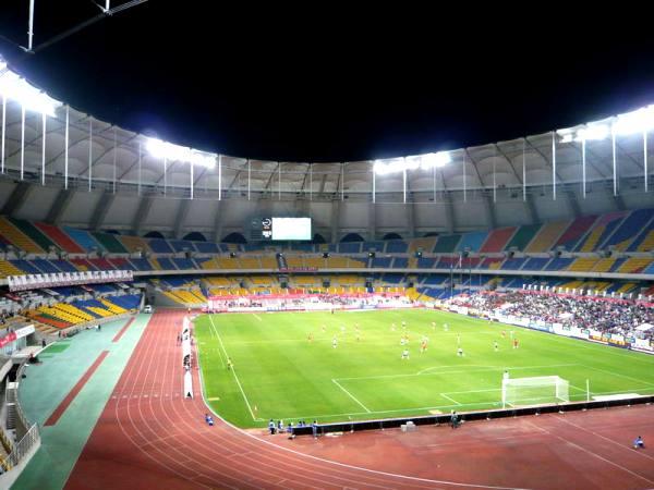 Busan Asiad Main Stadium, Busan