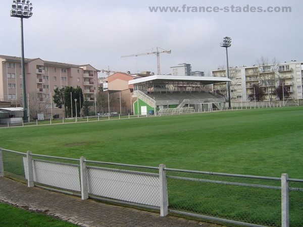 Stade des Fontaines, Toulouse