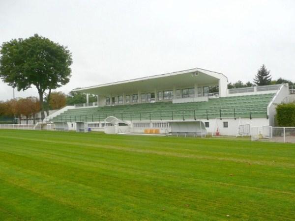 Stade Municipal Georges Lefèvre, Saint-Germain-en-Laye