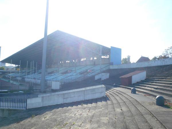 Stade Olympique Yves-du-Manoir, Colombes