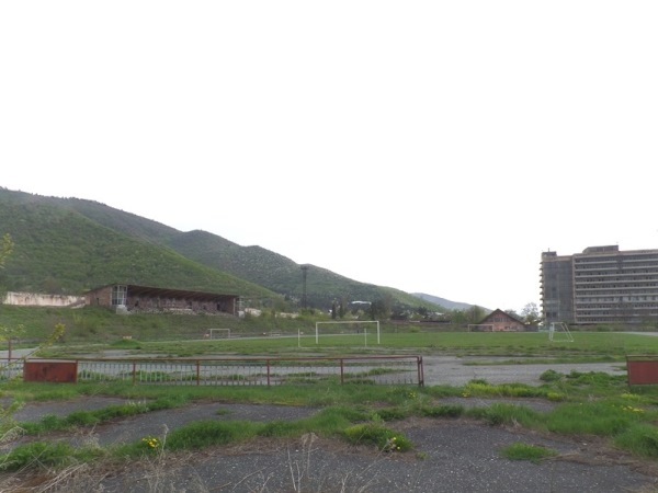 Vanadzor Stadium, Vanadzor