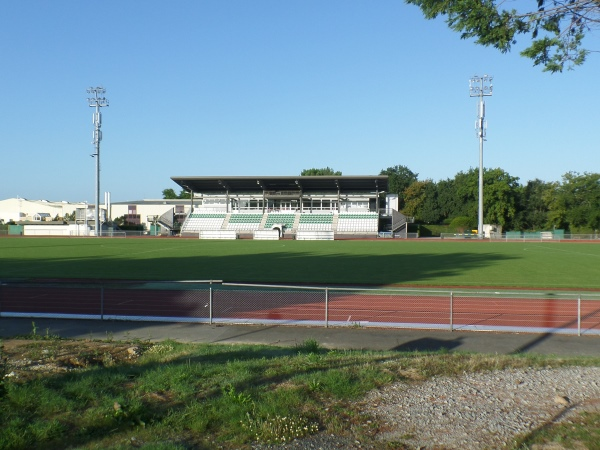 Stade du Moulin Boisseau, Carquefou