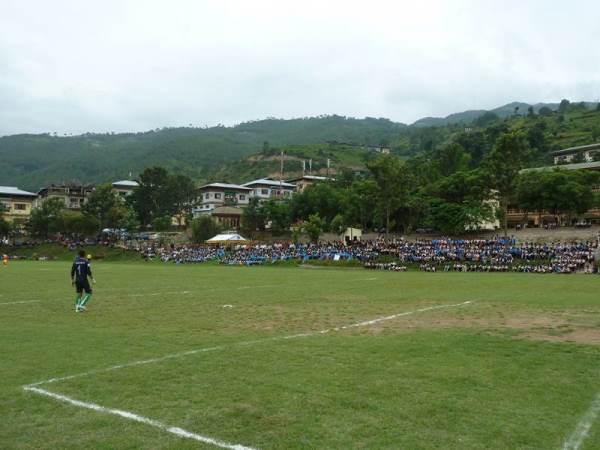 Ugyen Academy Football Field, Khuruthang