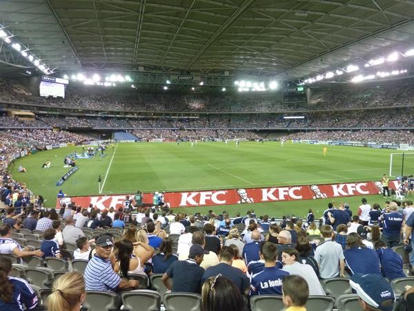 Etihad Stadium, Melbourne