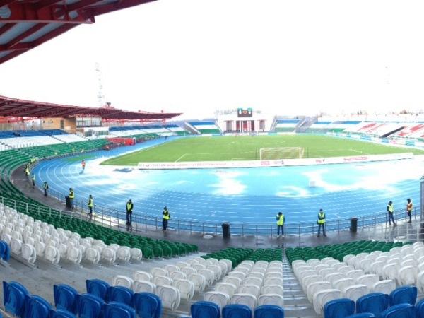 Stadion Neftyanik, Ufa
