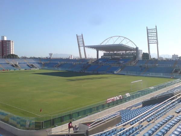 Estádio Municipal Presidente Getúlio Vargas, Fortaleza, Ceará