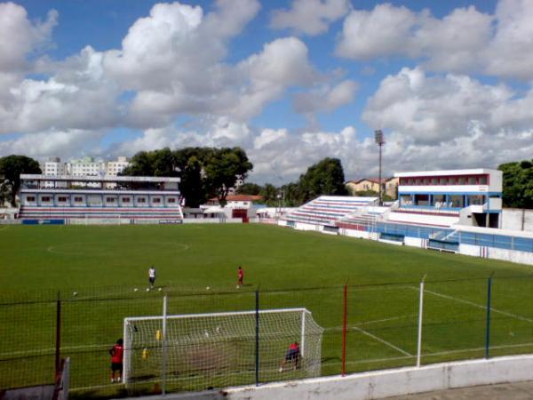 Estádio Alcides Santos, Fortaleza, Ceará