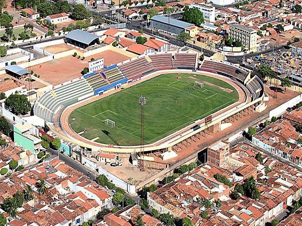 Estádio Mauro Sampaio, Juazeiro do Norte, Ceará