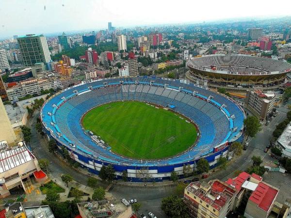 Estadio Azul, Ciudad de México (D.F.)