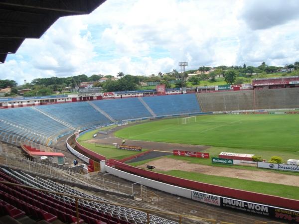 Estádio Santa Cruz, Ribeirão Preto, São Paulo
