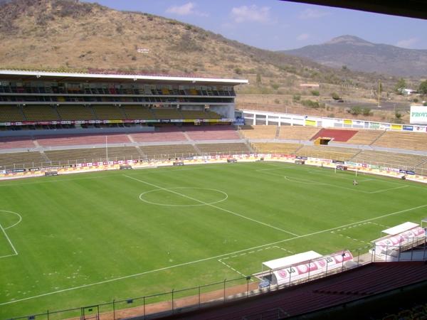 Estadio Generalísimo José María Morelos y Pavón, Morelia
