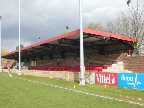 Vale Farm Stadium, London