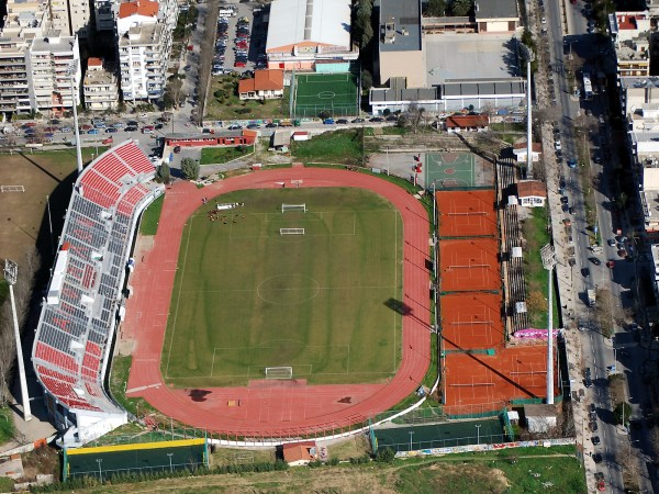 Stadio Kalamarias, Thessaloníki