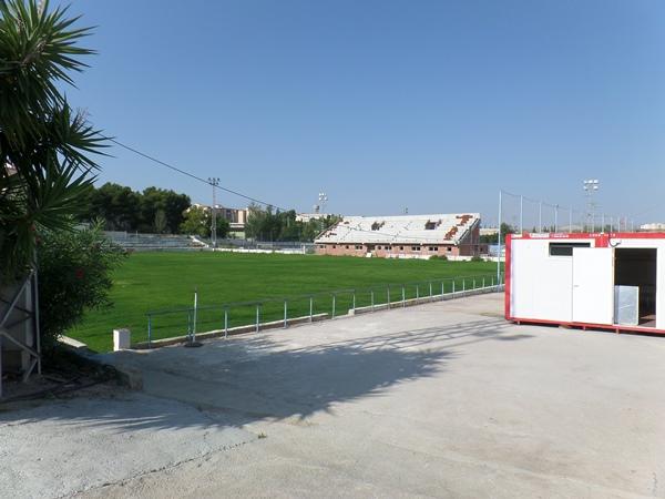 Ciudad Deportiva de Villafranqueza, Alicante