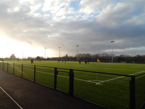 Cyncoed Campus Artificial Pitch, Cardiff (Caerdydd)