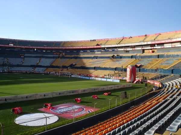 Estadio Universitario de Nuevo León, San Nicolás de los Garza