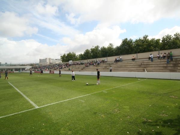 Ciudad Deportiva Luis de Sol, Sevilla