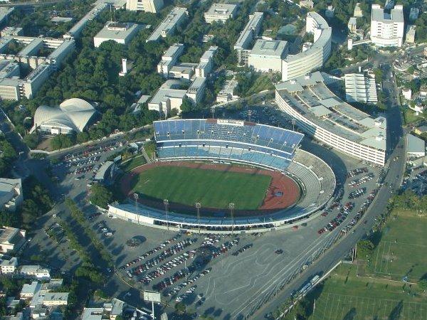 Estadio Tecnológico, Monterrey