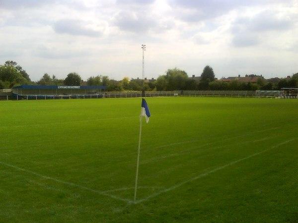 St. George's Stadium, Ruislip, Middlesex