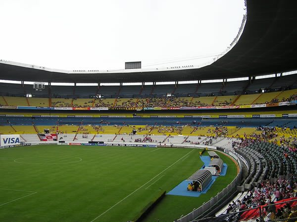 Estadio Jalisco, Guadalajara