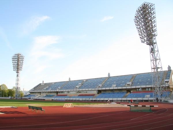 Daugavas Stadionā, Rīga (Riga)
