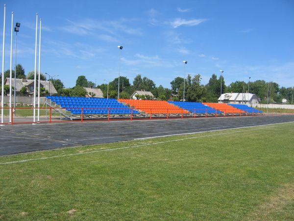 Sporta Aģentūras Stadions, Rēzekne (Rezekne)