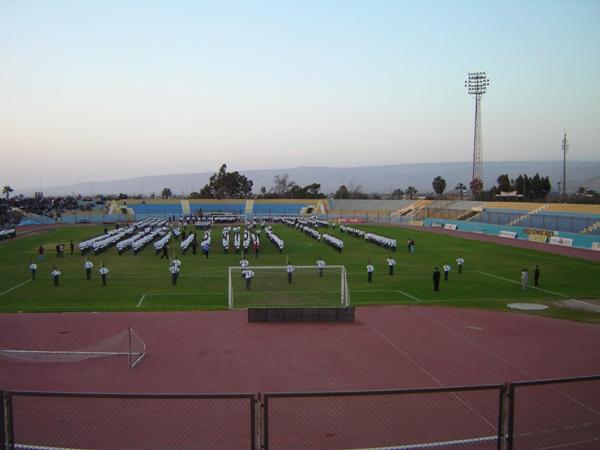 Estadio Carlos Dittborn, Arica