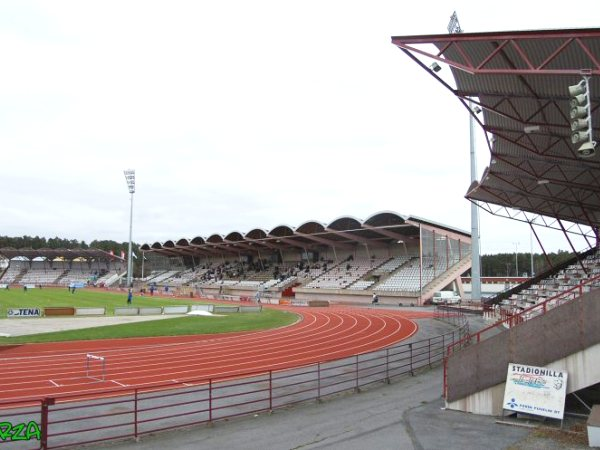 Porin Stadion, Pori