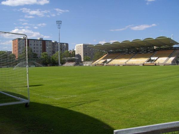 Tammelan Stadion, Tampere