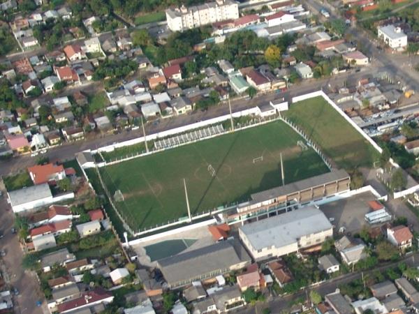 Estádio dos Eucaliptos, Santa Cruz do Sul, Rio Grande do Sul