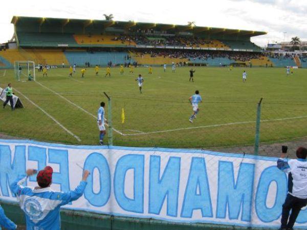 Estádio Olímpico Colosso da Lagoa, Erechim, Rio Grande do Sul