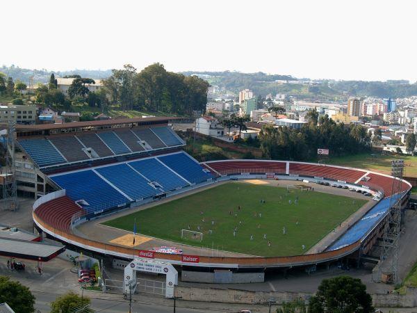 Estádio Francisco Stédile, Caxias do Sul, Rio Grande do Sul