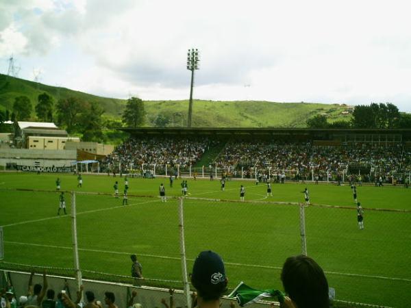 Estádio Dr. Ronaldo Junqueira, Poços de Caldas, Minas Gerais