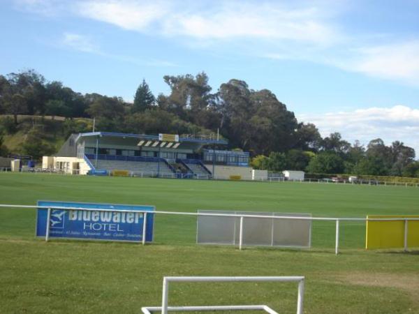 Bluewater Stadium (Park Island), Napier