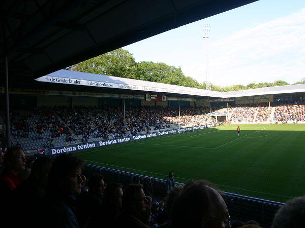 Stadion De Vijverberg, Doetinchem