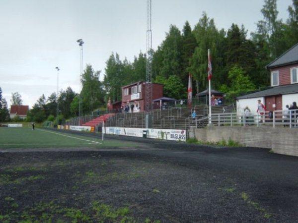Strømmen Stadion, Strømmen