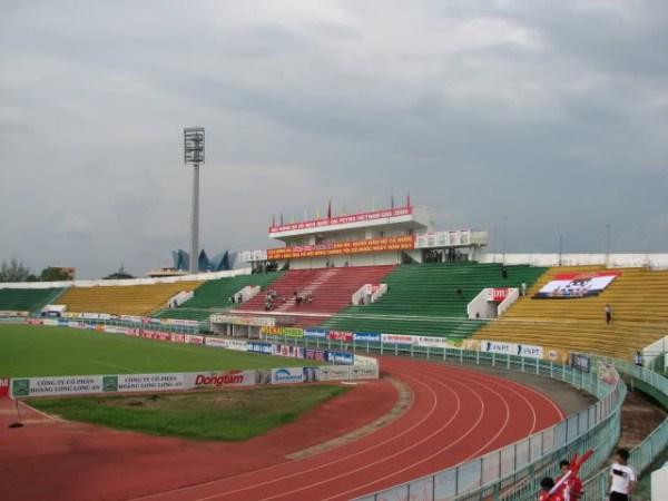 Sân vận động Long An (Long An Stadium), Tân An (Tan An)