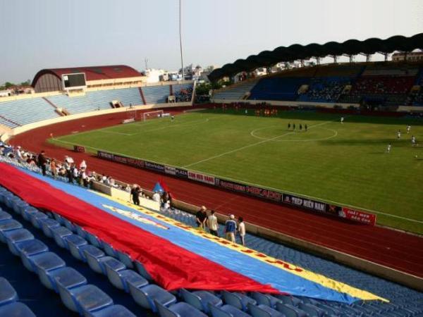 Sân vận động Thiên Trường (Thien Truong Stadium), Nam Định (Nam Dinh)