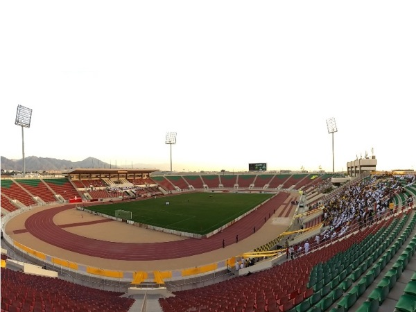 Sultan Qaboos Sport Complex, Masqaṭ (Muscat)
