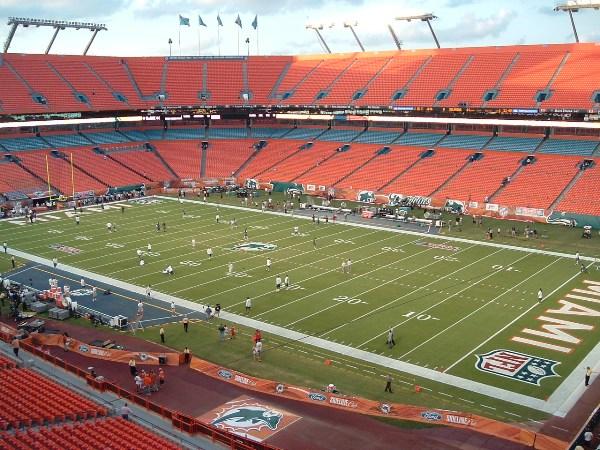 Hard Rock Stadium, Miami Gardens, Florida
