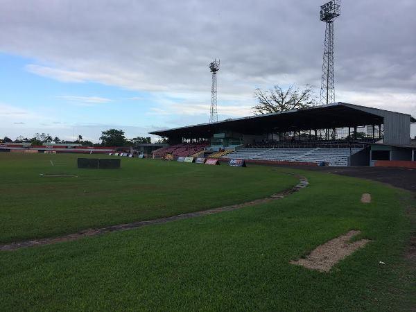 André-Kamperveen-Stadion, Paramaribo